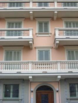 Montanaro torino s r l balconi e balaustre in cemento - Davanzali per finestre ...