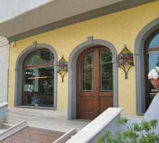 Montanaro torino s r l contorni porte e finestre in cemento o polistirene - Decori per finestre esterne ...