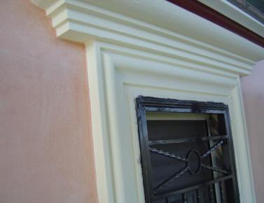Montanaro torino s r l cornicioni in cemento o polistirene - Porte finestre torino ...