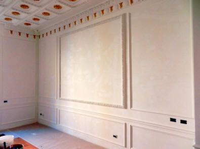 Montanaro torino s r l cornici in gesso for Cornice adesiva per pareti