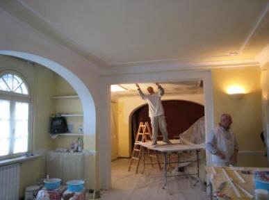 Montanaro torino s r l cornici in gesso - Stucchi decorativi per interni ...
